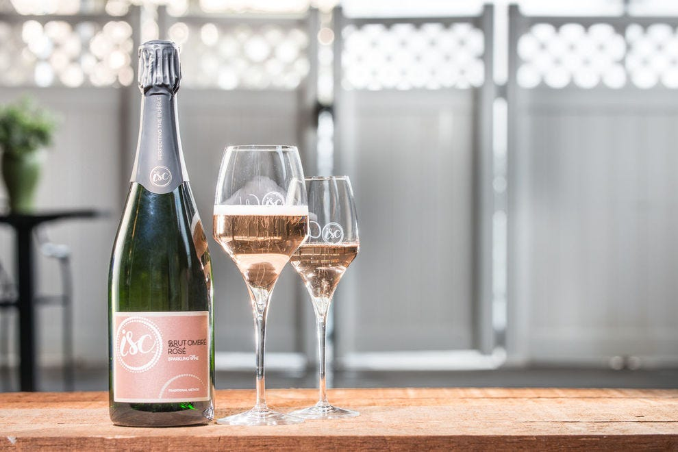 Is it really summer without a nice bubbly rosé?