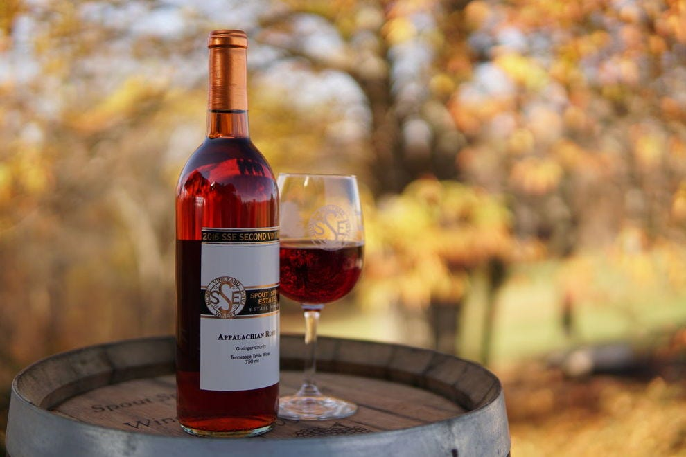 If you like your rosé dry and crisp, this is the wine for you
