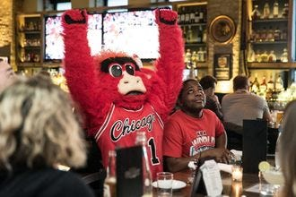 Enjoy game day at Chicago's best sports bars
