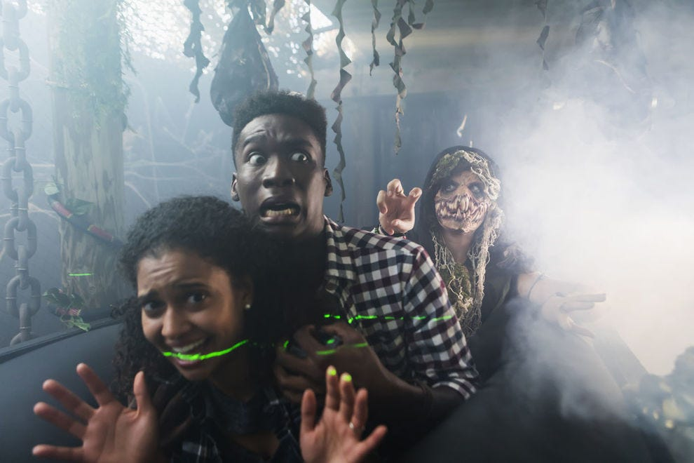 Feel the terror at the top haunted houses and attractions in the U.S.