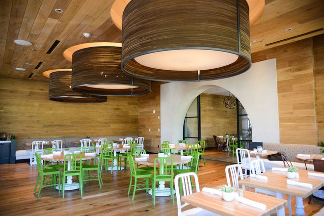 True Food Kitchen Pasadena Los Angeles Restaurants Review