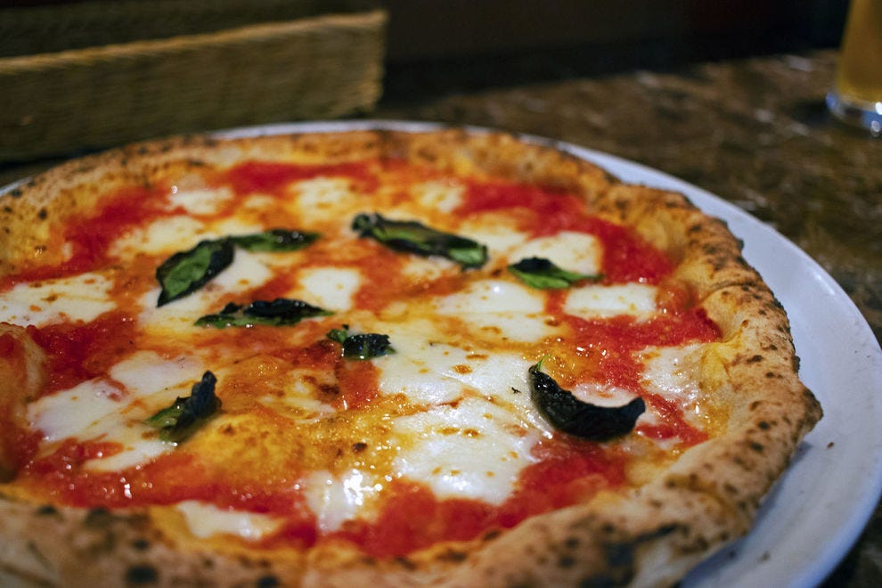 10 best places to eat pizza along the G train in Brooklyn