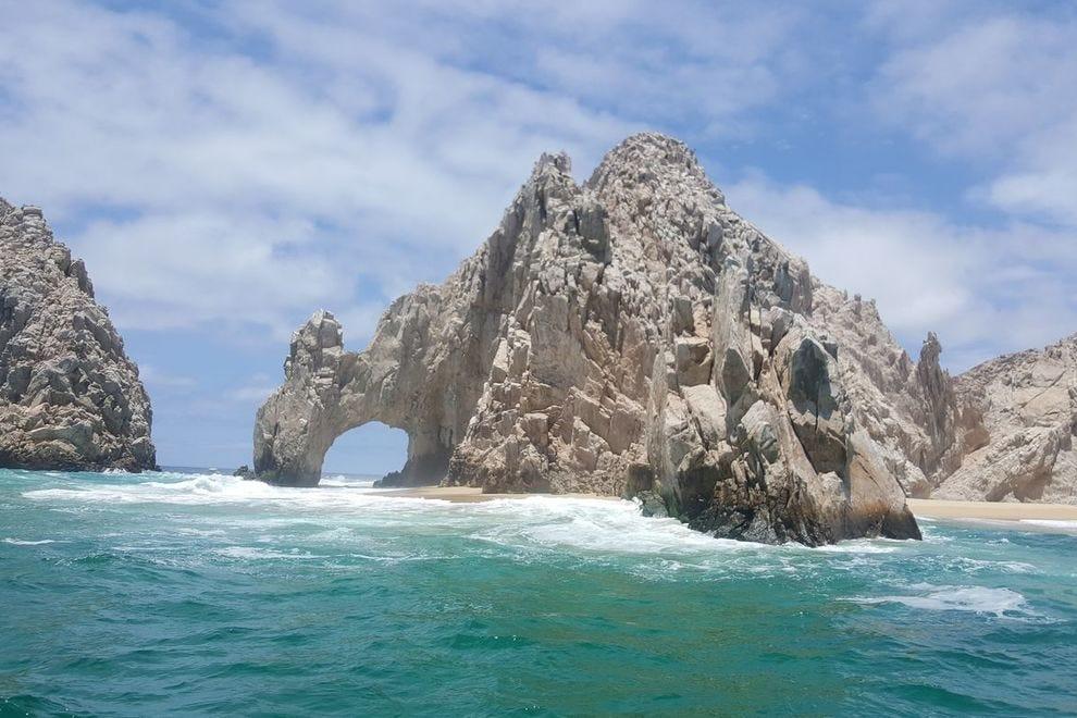 El Arco rock formation in Cabo San Lucas