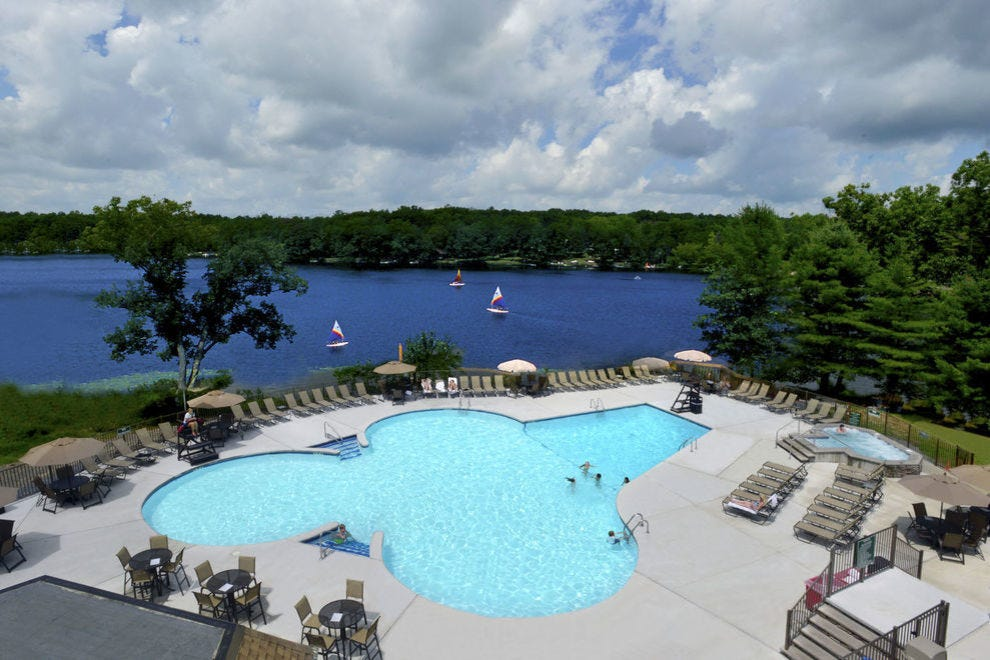 This Poconos hotel wins with kid-friendly amenities