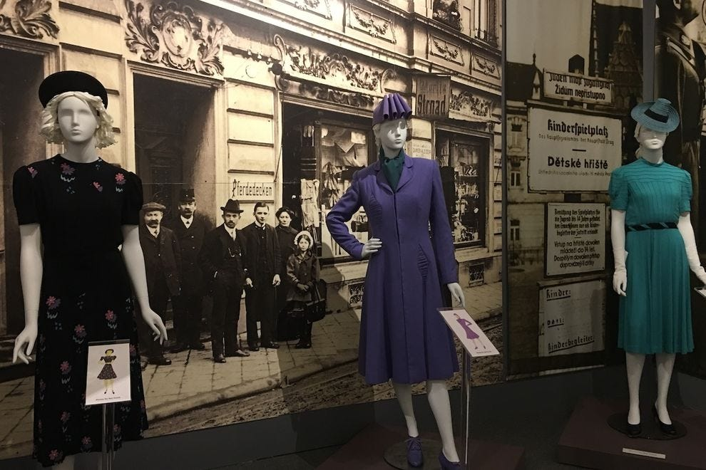 """Stitching History from the Holocaust"" is a fascinating exhibit at the Jewish Museum of Maryland"