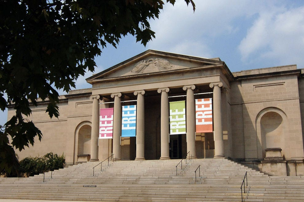 Take in the world's largest public collection of Matisse works at Baltimore Museum of Art