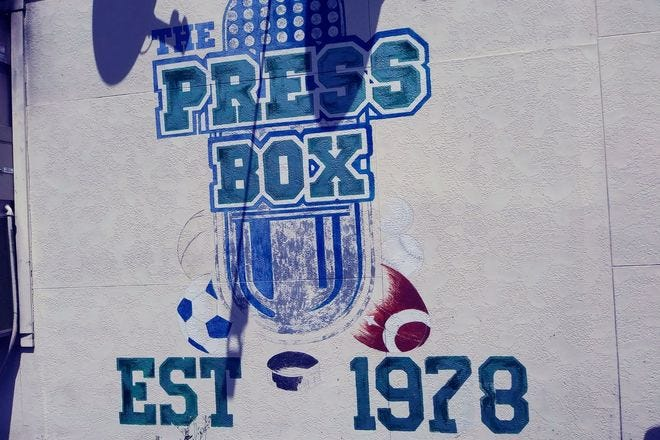 Press Box Sports Emporium
