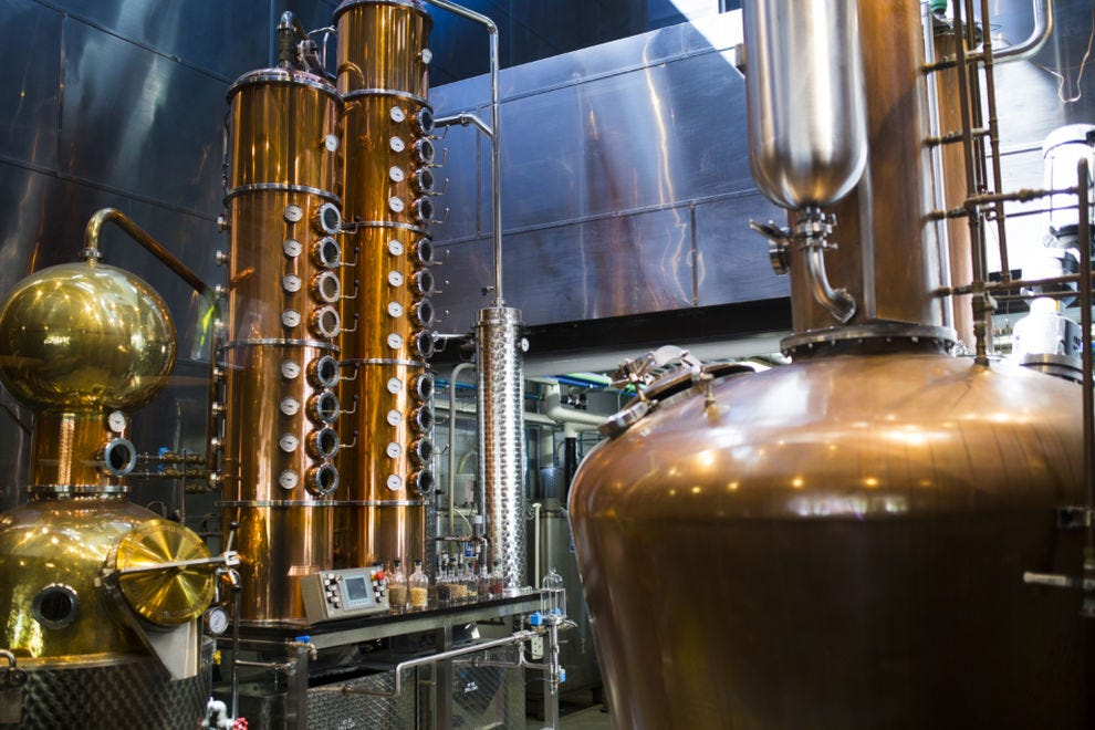 Long Road Distillers
