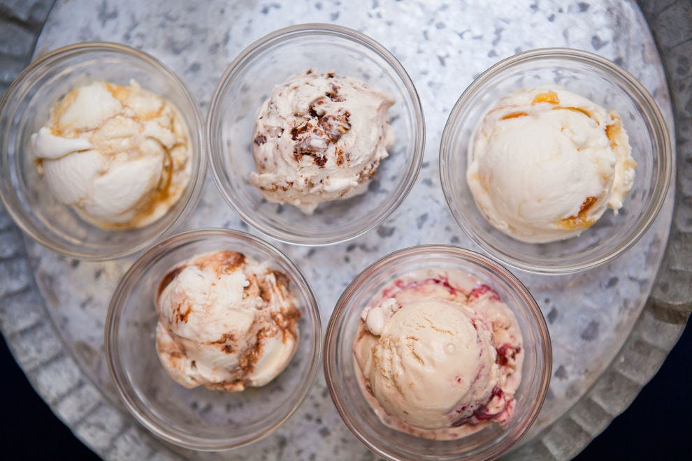 Find incredibly unique flavors at Salt & Straw