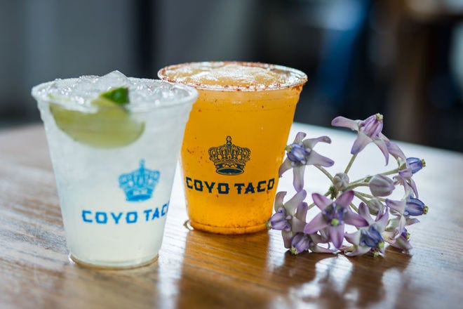 The Bar Behind Coyo Taco