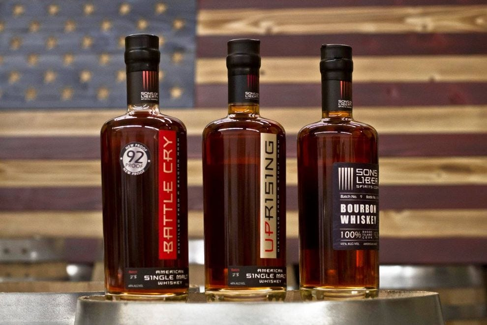 Vote - Sons of Liberty Beer & Spirits Co  - Best Craft