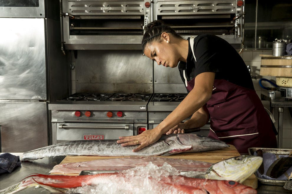 How chef Bella Toland is making culinary waves on Maui