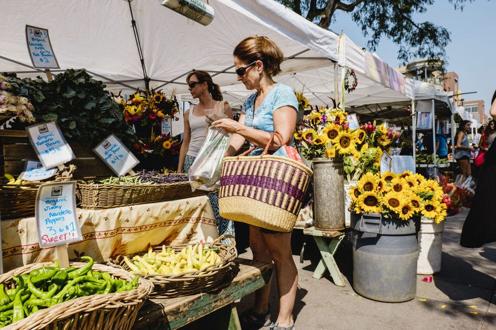 10 of the best farmers' markets in the U.S. (and many are year-round)