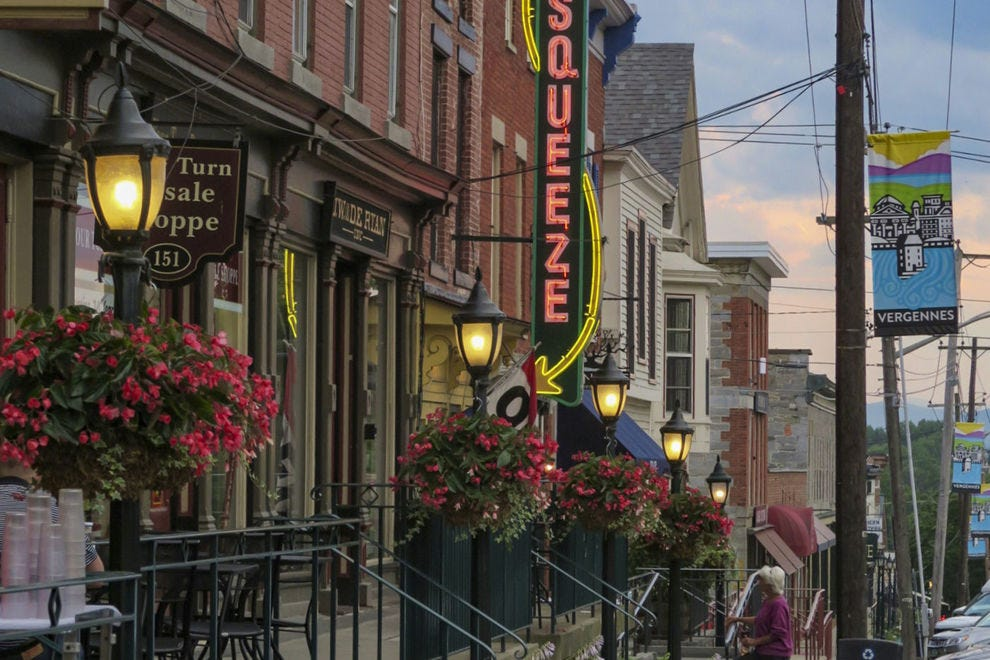 10 of the best things to do in charming Vergennes, Vermont
