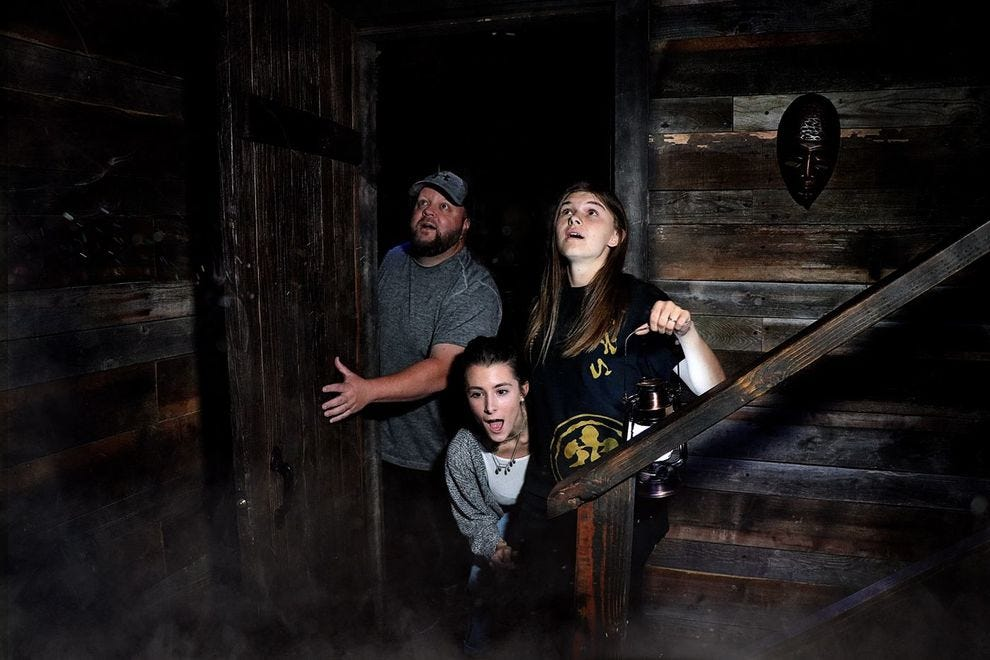 Escape enthusiasts can choose between three rooms at Enchambered
