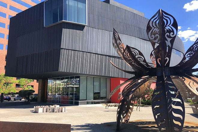 Nevada Museum Of Art Reno Attractions Review 10best Experts And Tourist Reviews