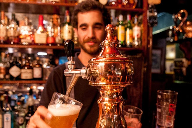Coolest late night bars in Lisbon's Bairro Alto and Principe Real neighbourhoods