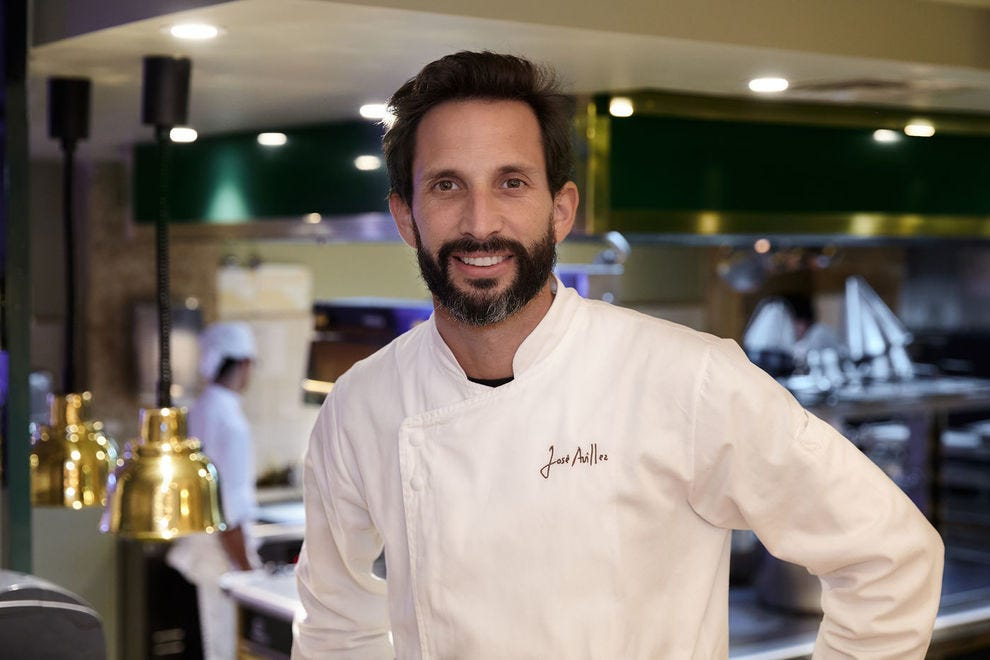 Meet chef Jose Avillez, the culinary king of Portugal