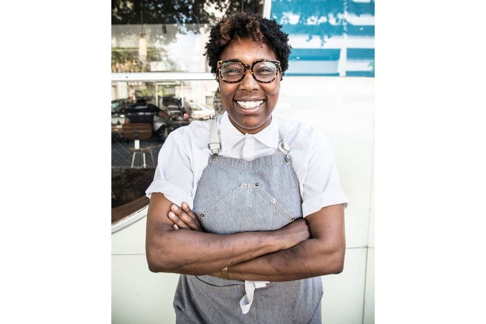 Best places to eat in Savannah, according to chef Mashama Bailey