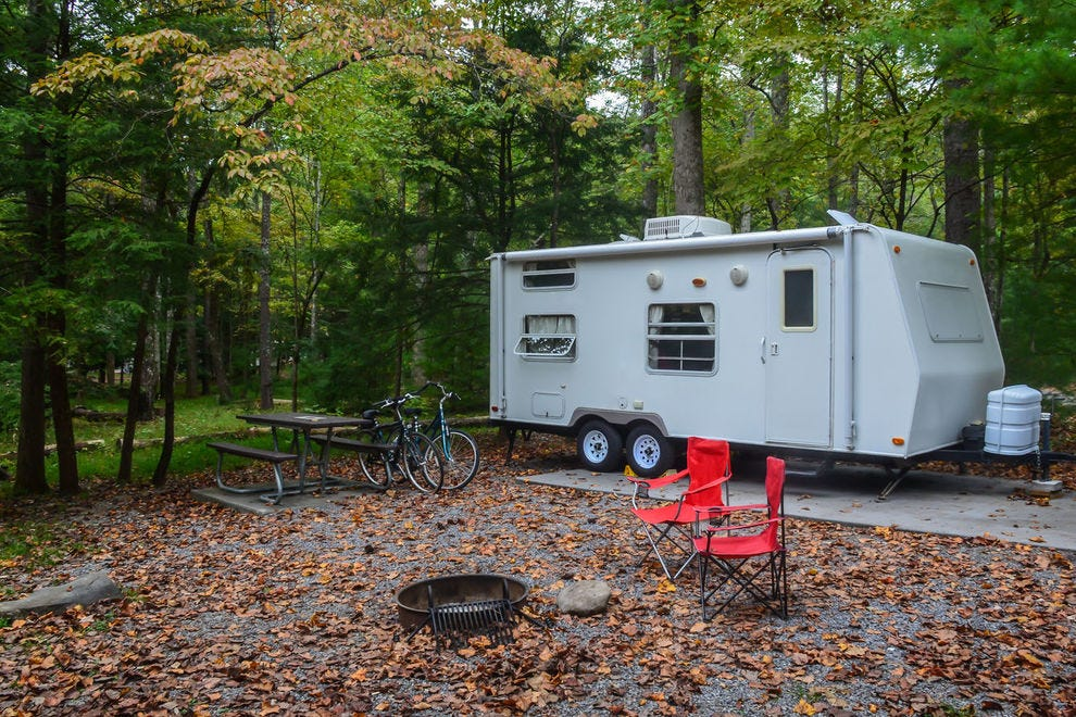 Connect with Mother Nature in these RV friendly sites