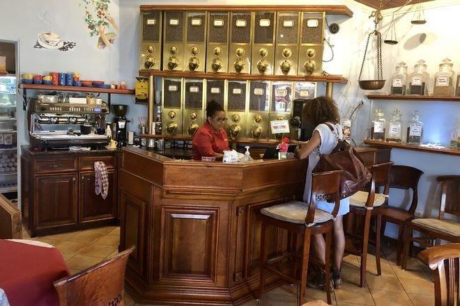 Coffee House Aruba