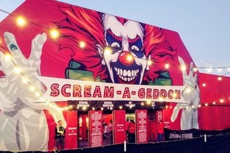 Scream-A-Geddon Horror Park