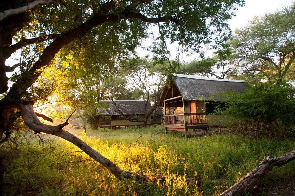 """Off the beaten path"" takes on a whole new meaning at Makuleke Camp"