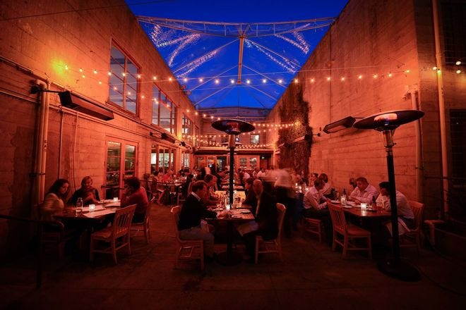 10 Best Romantic Restaurants In San Francisco Ca Usa Today 10best