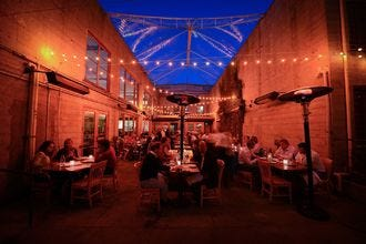 Leave Your Heart in San Francisco: Best Romantic Restaurants