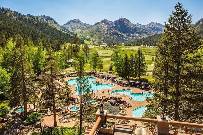 Romantic Hotels in Tahoe