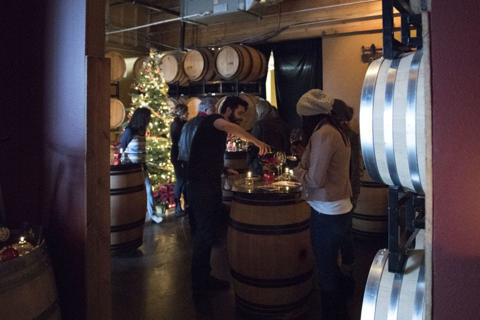 Woodinville Wine Country shows off the bounty of the region at welcoming tasting rooms