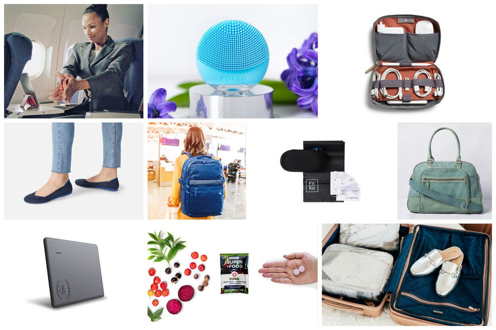 2019 Gift Guide for Business Travelers