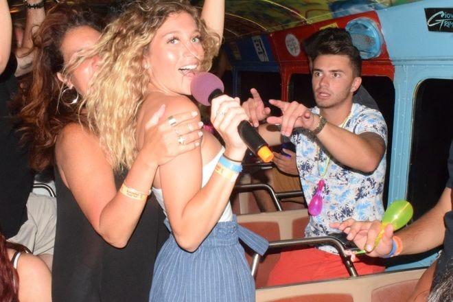 Karaoke Party Bus Aruba