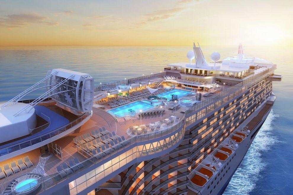 Best Large Cruise Ship Winners (2019)