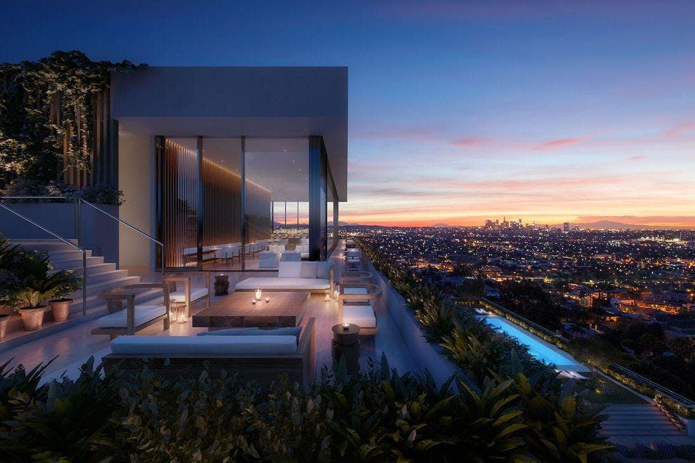 The West Hollywood EDITION | Los Angeles, California
