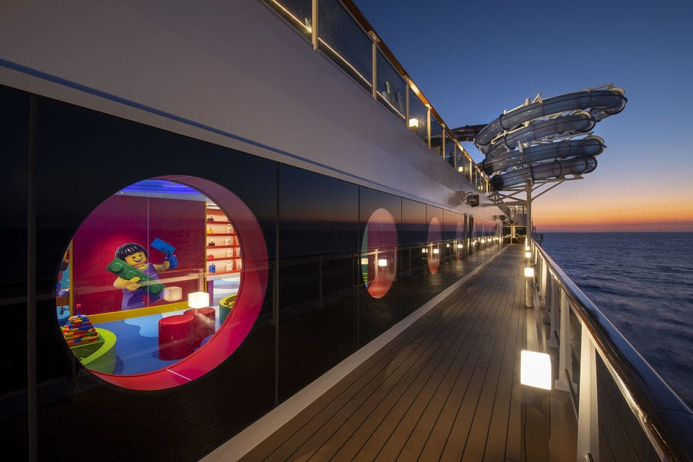 Vote - MSC Seaview - Best Cruise Ship for Families Nominee ...