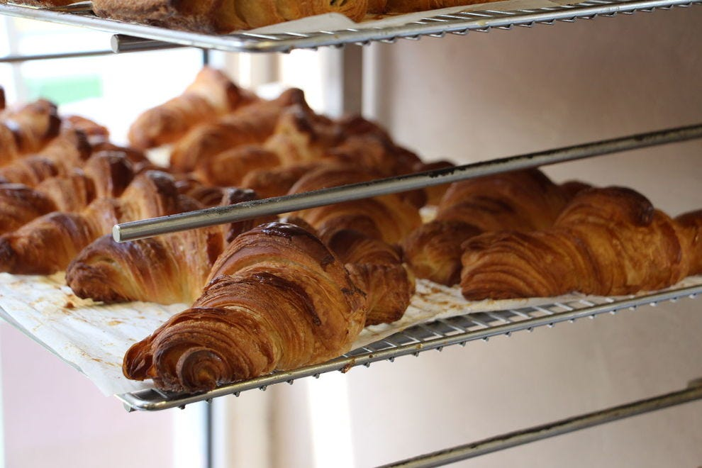 What goes into making an authentic, quality croissant?