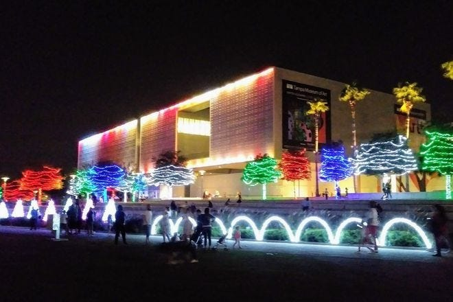 December in Tampa, FL