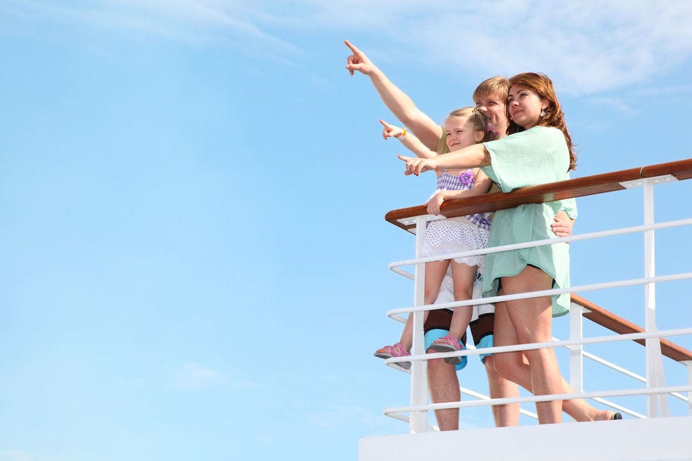 Which ship packs the best family-friendly features?