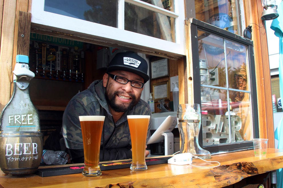Beer lovers flock to this brewing capital