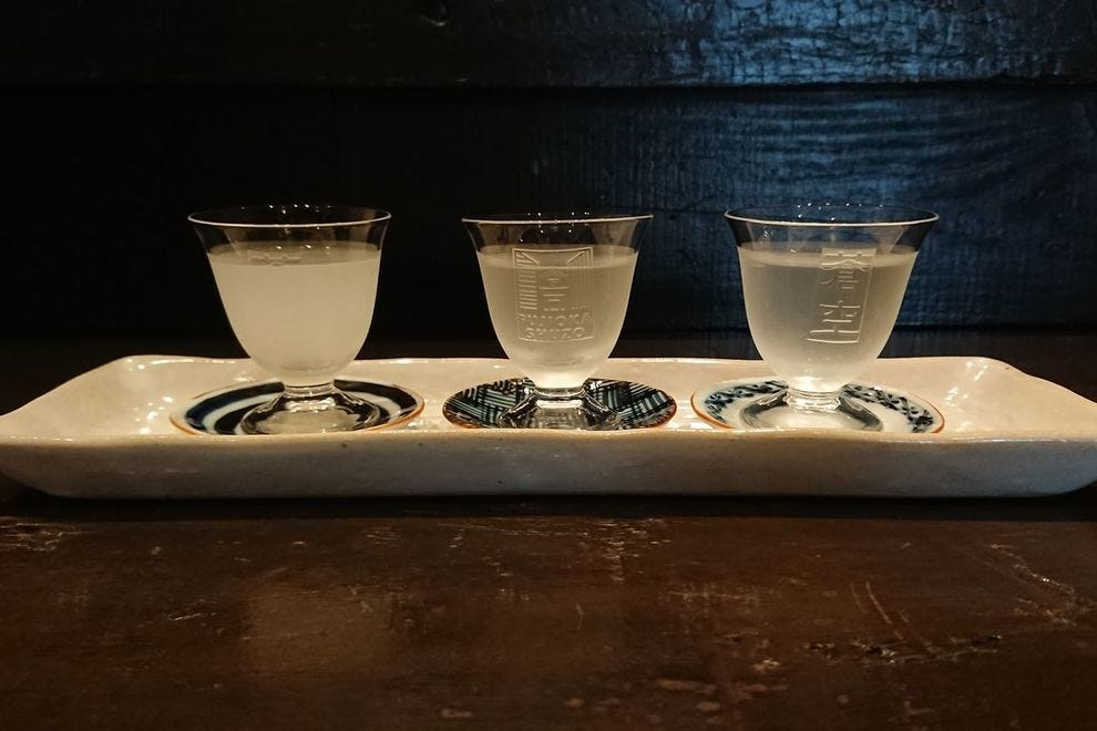 Take your sake education a step further, so you can order a flight at your next brewery stop and be able to explain the difference.