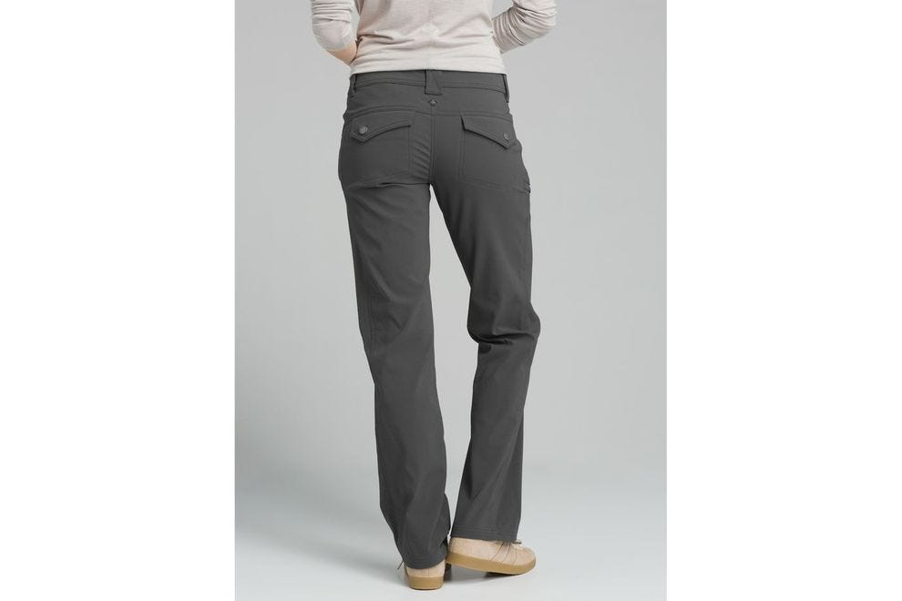 The prAna Hallena Pant has a relaxed fit and straight legs, making it one of our favorite wintertime discoveries