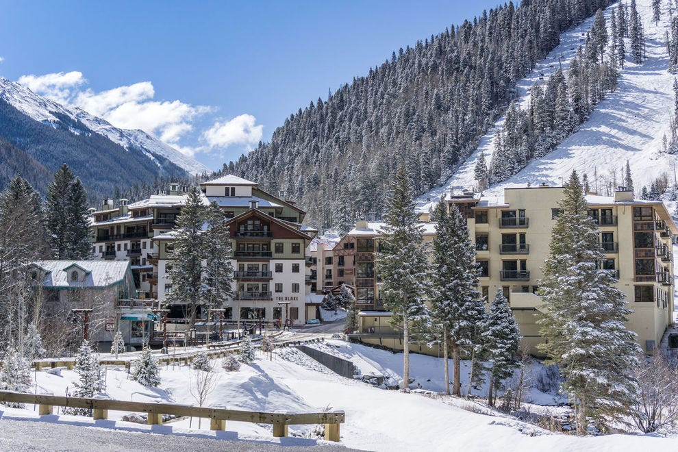 Winning hotel sits at the base of Taos Ski Valley