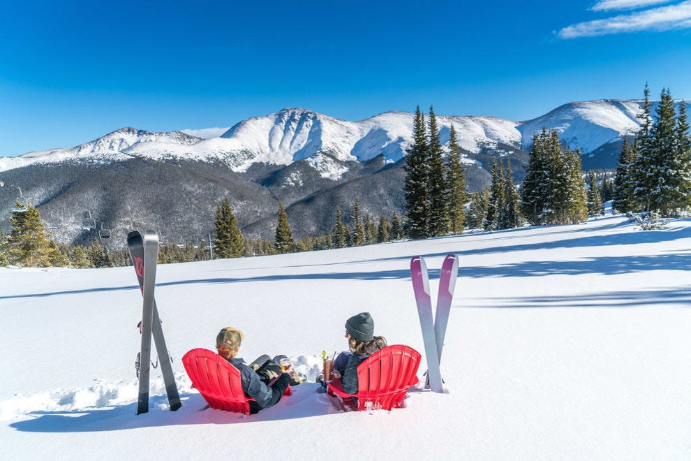 This is the second win for Colorado's Winter Park Resort