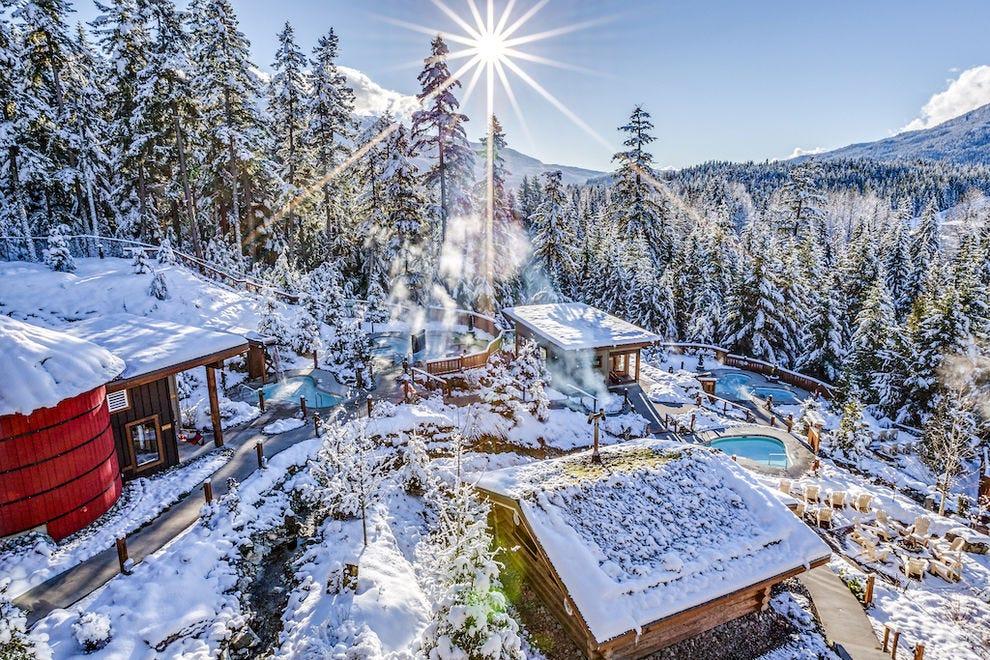 These West Coast destinations will brighten your winter days