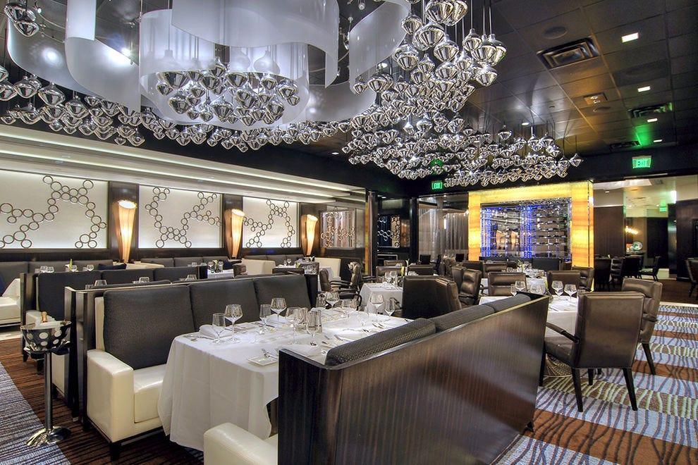 Atlantis Steakhouse Best Restaurants In Reno
