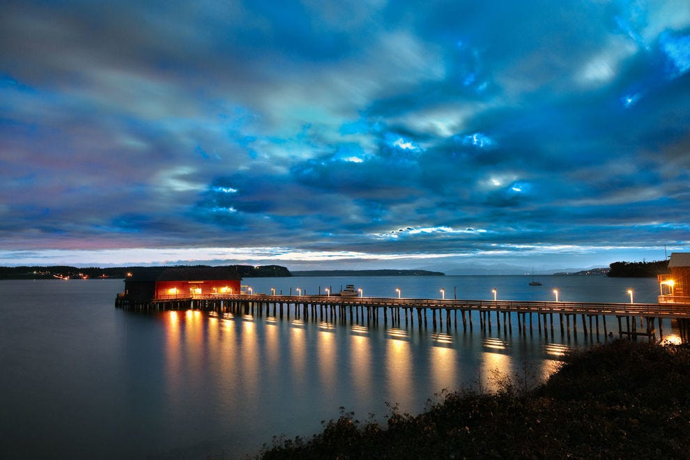 Whidbey Island is an easy place to feel restored, thanks to its scenic beaches (some dog-friendly), charming lodging options and farm-fresh restaurants, for starters
