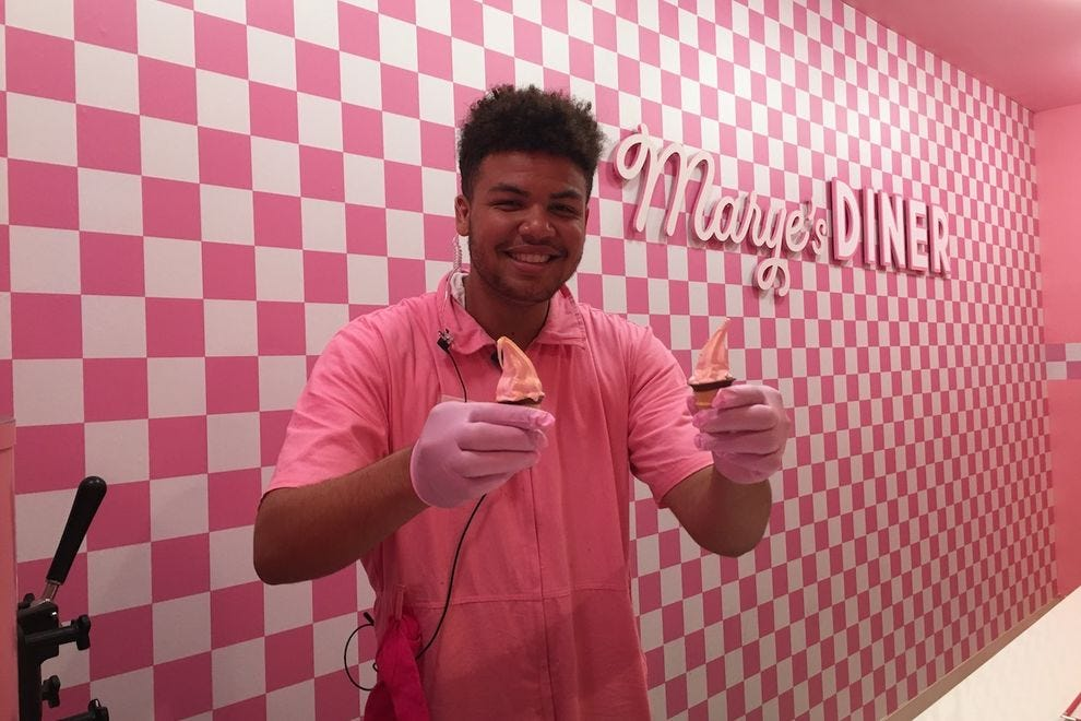 The Museum of Ice Cream offers the type of immersive experience we can all get behind