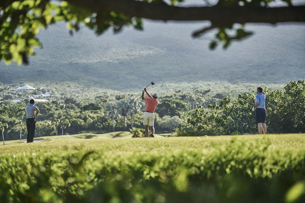 Four Seasons Resort Nevis Course