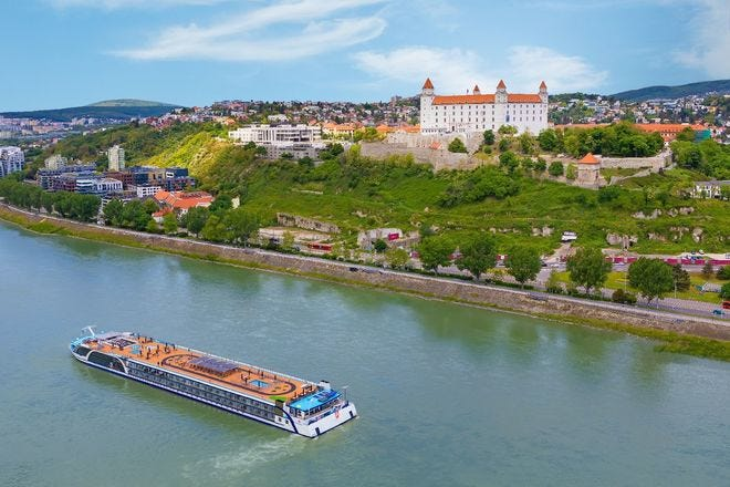 Cruise on the world's best (and Europe's biggest) river ship